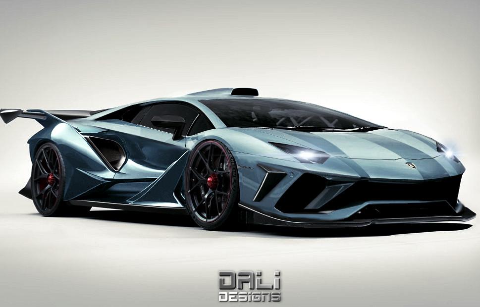 2019 Lamborghini Aventador Super Trofeo R-GT Coupe by ...