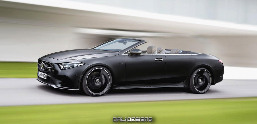 2019 mercedes benz cls class cabriolet by dly00 on deviantart for 2017 mercedes benz cls class length