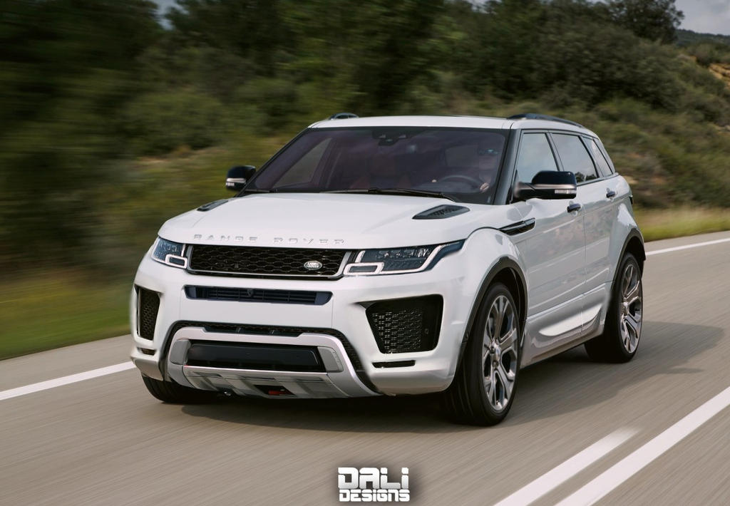 2019 land rover range rover evoque by dly00 on deviantart. Black Bedroom Furniture Sets. Home Design Ideas