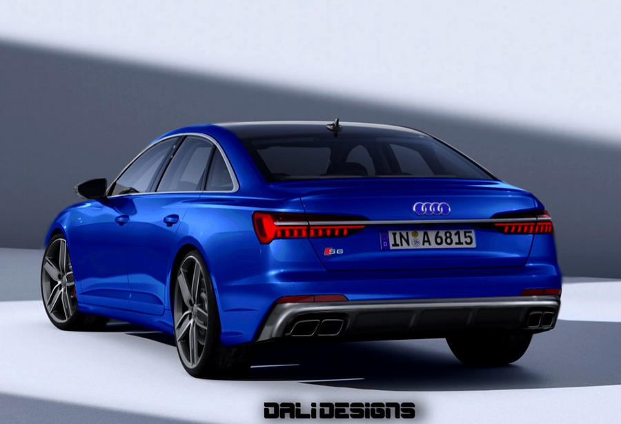 2019 Audi S6 By Dly00 On Deviantart