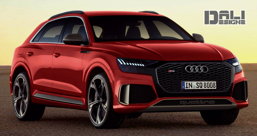 2019 Audi RSQ8 By Dly00 On DeviantArt