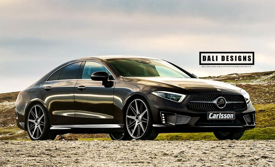 2019 Mercedes-Benz CLS-Class Carlsson by dly00 on DeviantArt