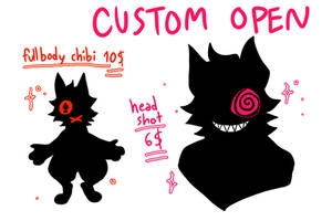 Custom adopt open (limited slots)