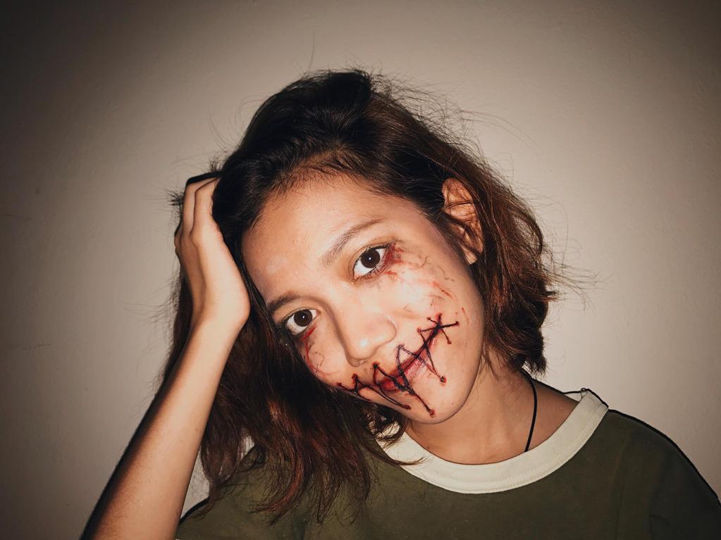 I'm OK.. by DHarleyArts
