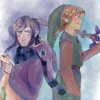 Heroes by otomeprotagonist