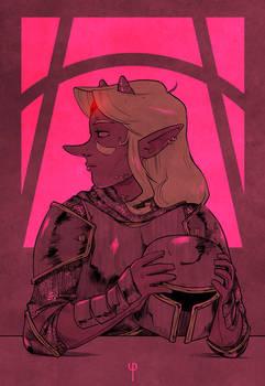 Ridder Melusine
