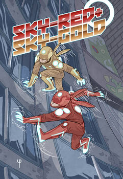 SKY-Red + SKY-Gold - cover