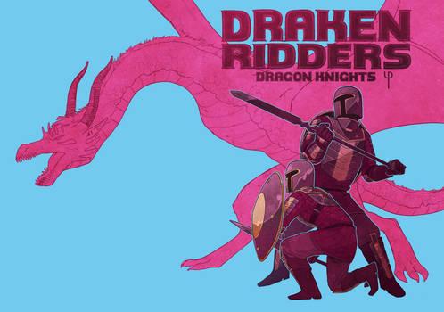 Drakenridders - cover