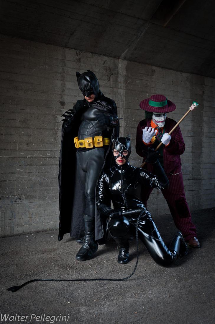 Best Trio 2012 by LarsVanDrake