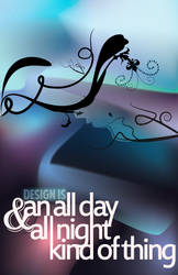 Design Is Day And Night by Pryanka