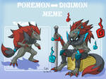 Digimon Zoroark