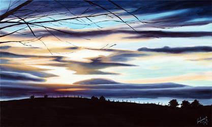 Morning Glory by karlandrews