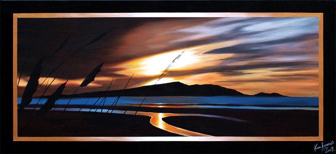 Golden Twilight by karlandrews