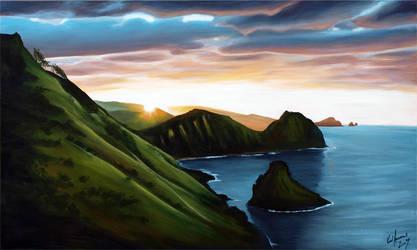 Emerald Hills by karlandrews