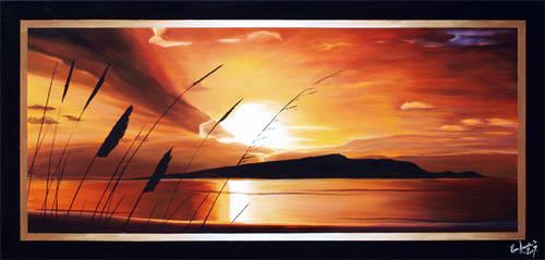 Golden Skyquake by karlandrews