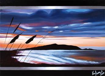Sunset 4 by karlandrews