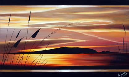 Golden Monday by karlandrews
