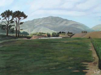 Poplar Ave View by karlandrews