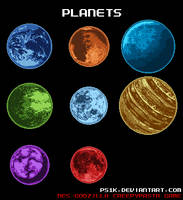 NGC (GAME) - Planets by Ps1k