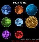 NGC (GAME) - Planets