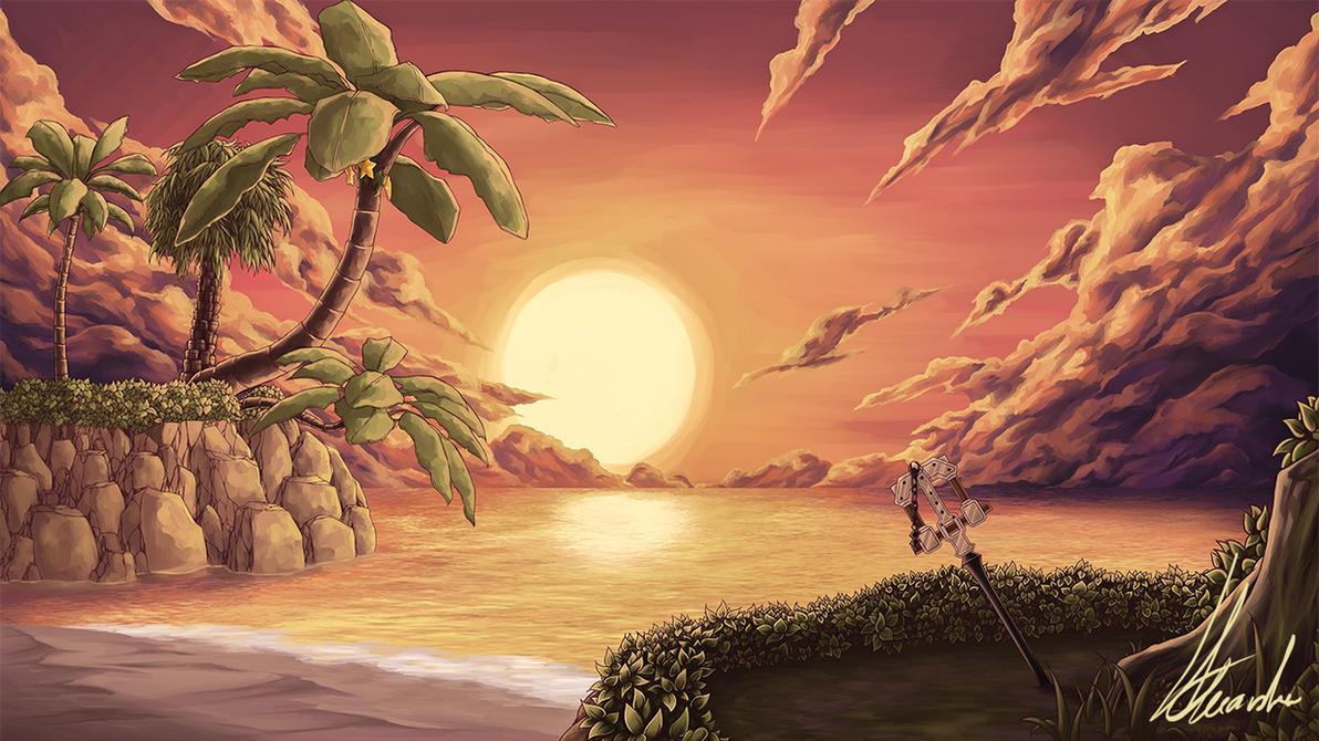 kingdom hearts 2 sora wallpaper
