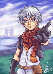 [FANART] Kingdom Hearts Union Cross : Ephemer