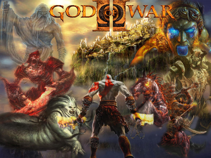 how to get god of war on pc