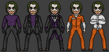 Joker: The Jester of Genocide by Rufusade