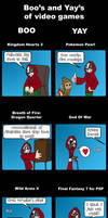 Good and bad of video games by Chess-Man