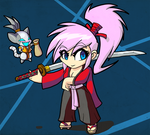 Bubblegum Samurai