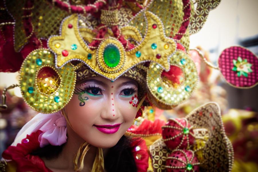 ethnic girl by redzerodiver
