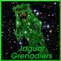 Unit Logo: Jaguar Grenadiers by MssSyndrom