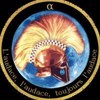 Warriors Alpha Logo by MssSyndrom