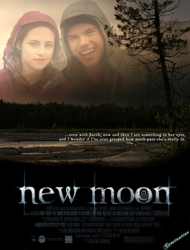 New Moon - pain...