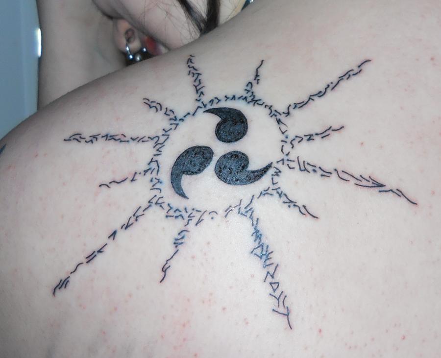 Sasuke Uchiha Curse Mark Tattoo Curse Mark Tattoo Meaning Www