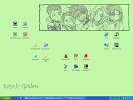 Fear the Saiyuki Desktop