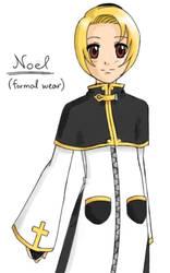 Noel - uniform design by fantasyland
