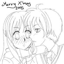Merry Christmas 2005 by fantasyland