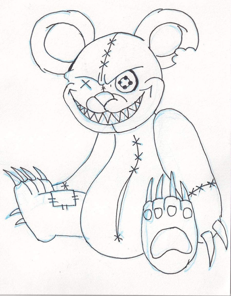 Evil Drawings