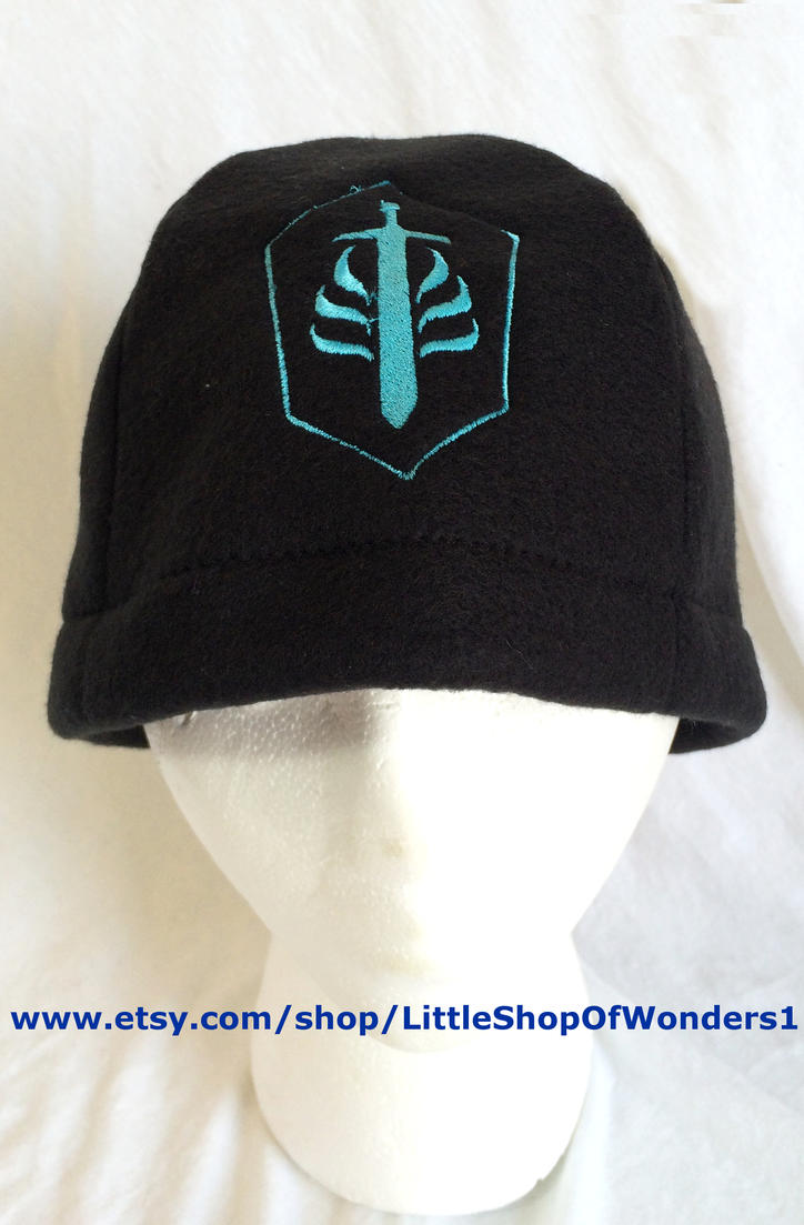 Templar Inspired Hat by mylifeline