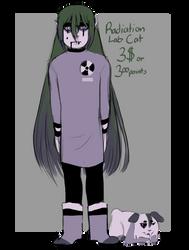 Radiation lab cat (closed)
