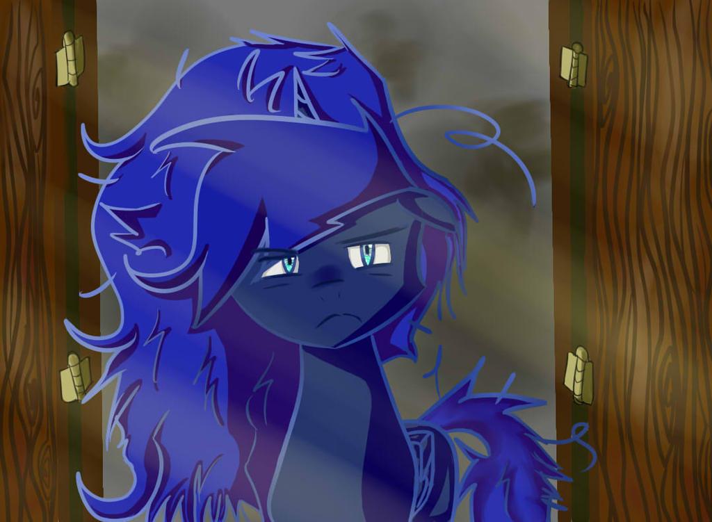 Bed head Luna by coloringlight
