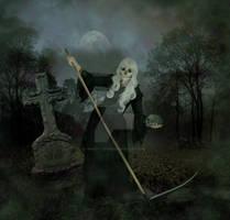 Make Death Wait by Shady-Lady90