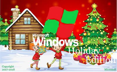 Microsoft Windows Xp Holiday Edition