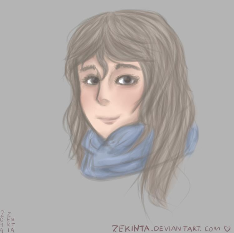 Winter is coming by Zekinta