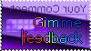 Stamp for GimmeFeedback by GimmeFeedback