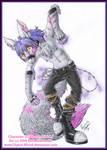Commission- Zemmy_Friehd by digital-blood