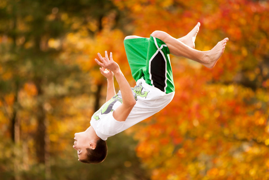 Flipping for Fall