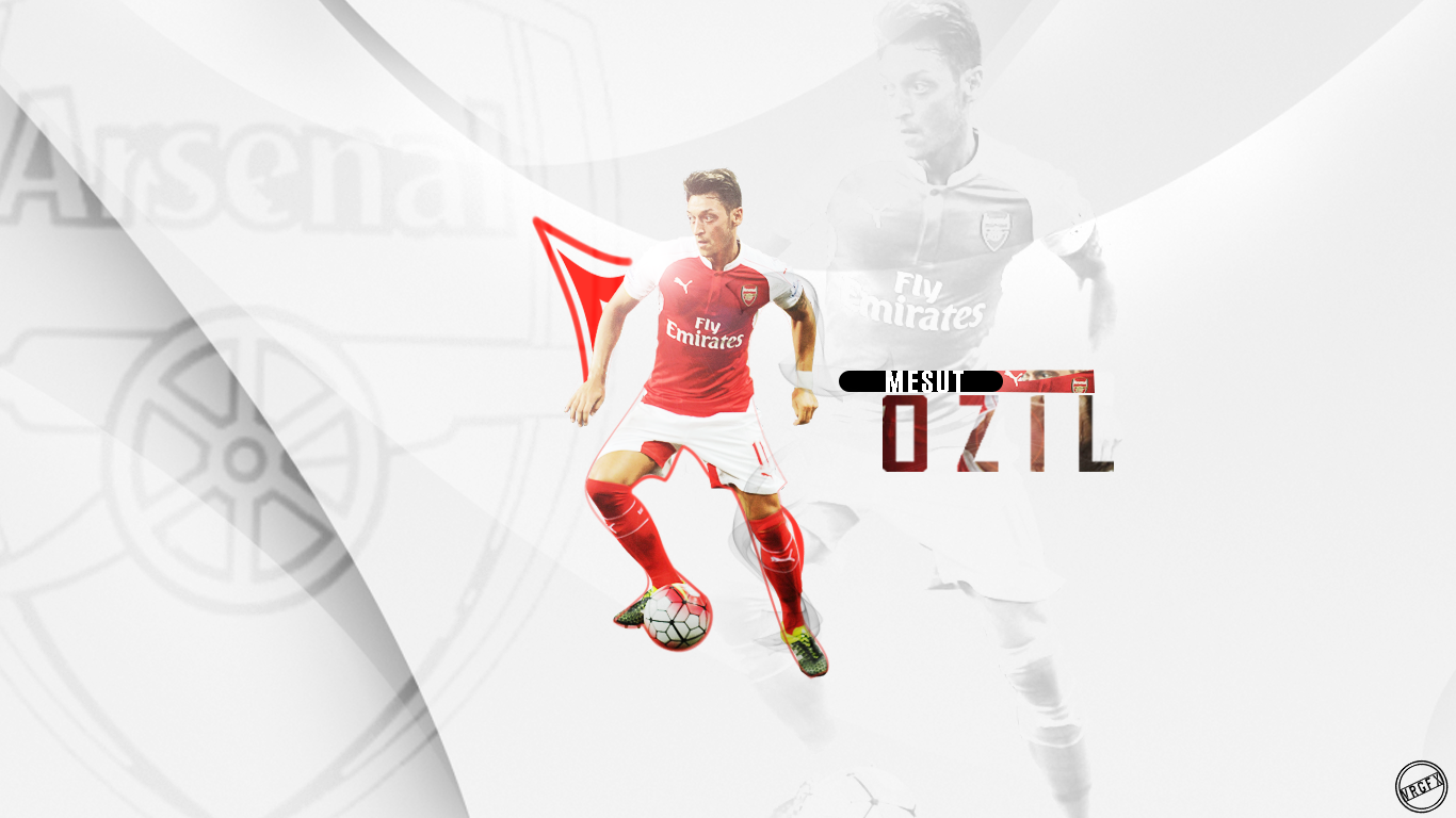 Mesut Ozil Wallpaper By HariharanVishal On DeviantArt