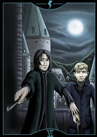 HP6: The Half-Blood Prince by Arabesque91